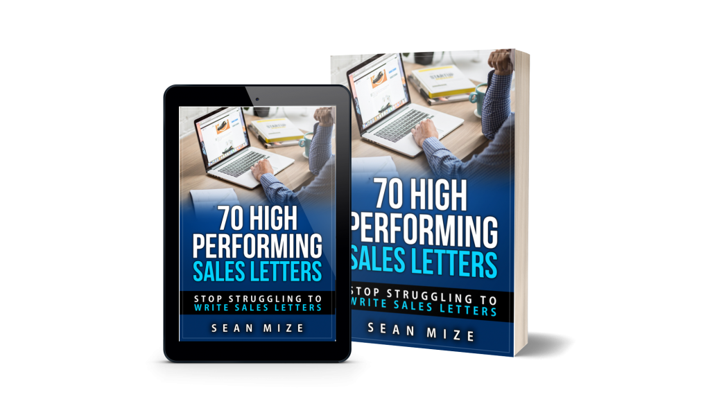 High performing sales letters